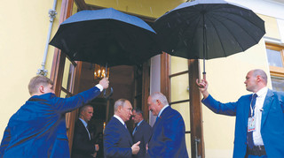 Komanda śmierci i partia Kremla. W co gra Rosja