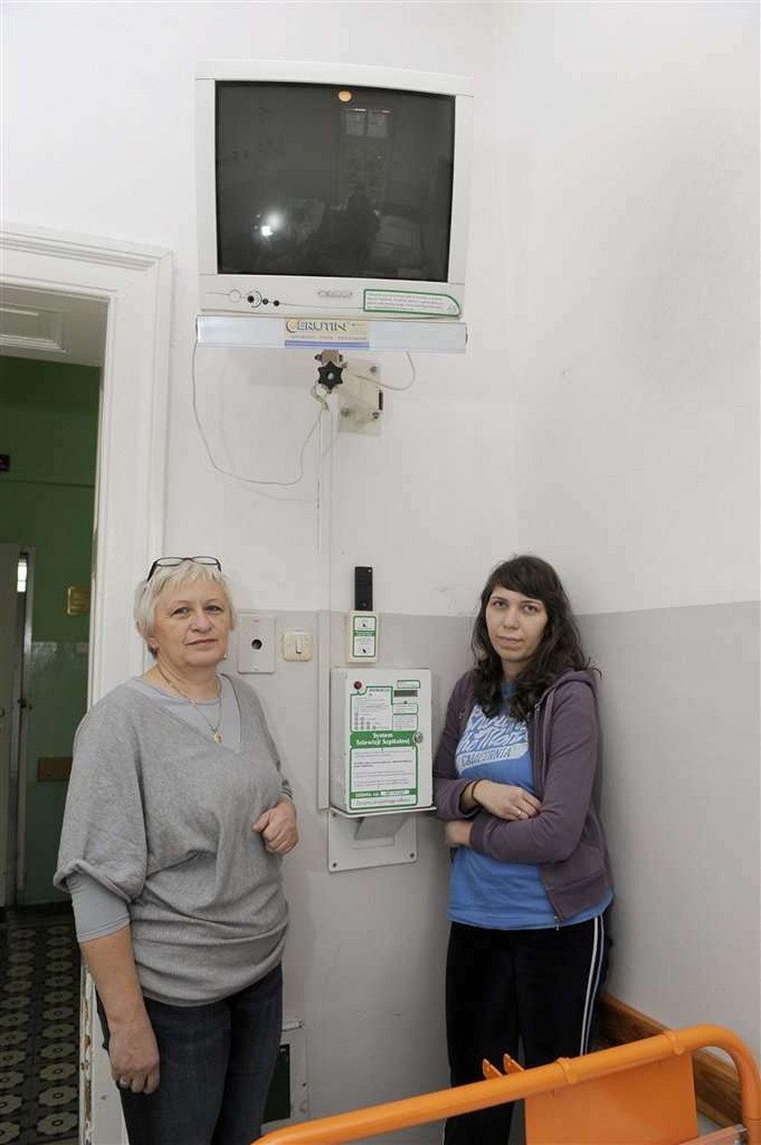 telewizja, szpital, opłaty
