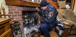 Wzmożone kontrole w Krakowie! Straż miejska sprawdza piece i kominy