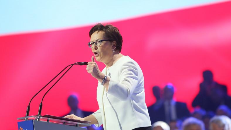 Ewa Kopacz zapowiada: Ruszam w Polskę