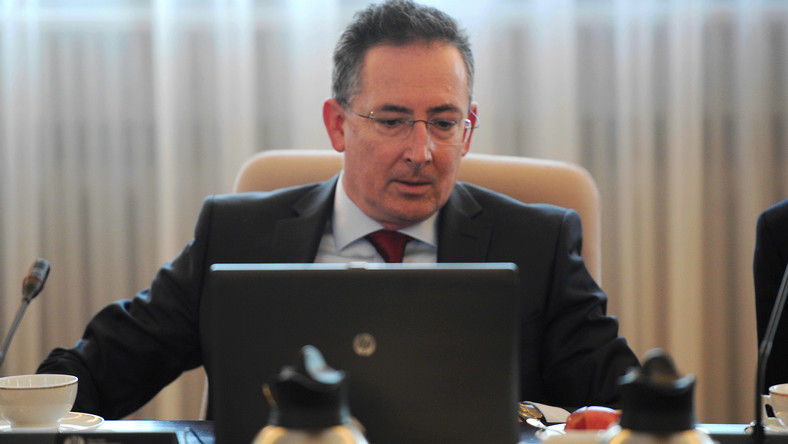 Sinkiewicz: Jest pierwsze zatrzymanie w sprawie fałszywych alarmów