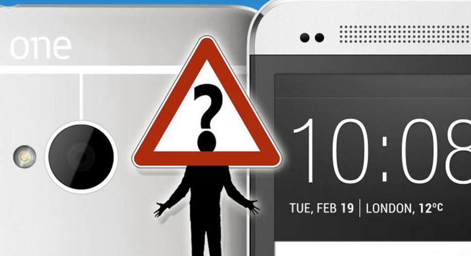 HTC One: aktuelle Kamera-Tests sind nicht aussagekräftig