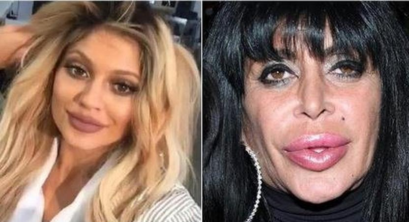 Fans compare Kylie Jenner's recent looks to Big Ang