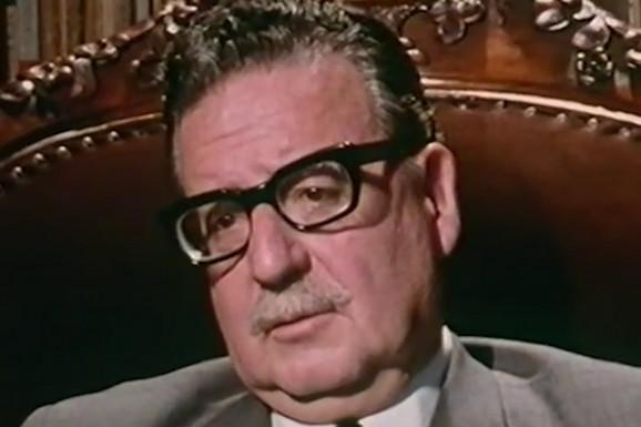 PSIHIJATAR I PREDSEDNIK ČILEA: Salvador Aljende je bio veliki Titov prijatelj