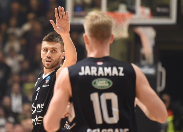 KK Partizan, KK Darušafaka
