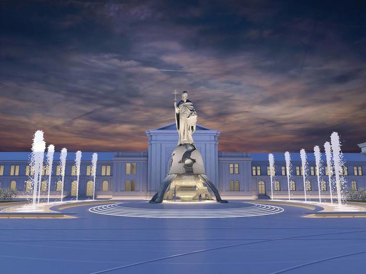 Spomenik Stefanu Nemanji Beograd