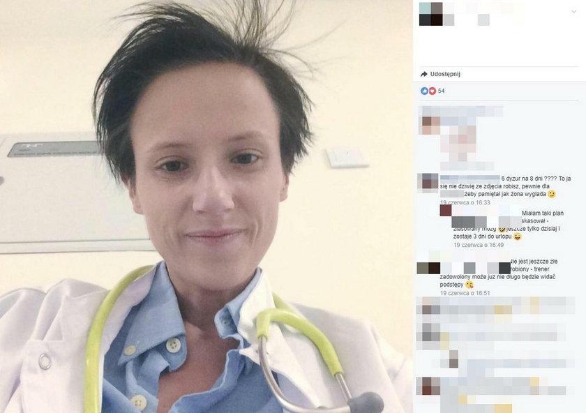 Śmierć młodej lekarki na dyżurze w Niepołomicach. Jest śledztwo