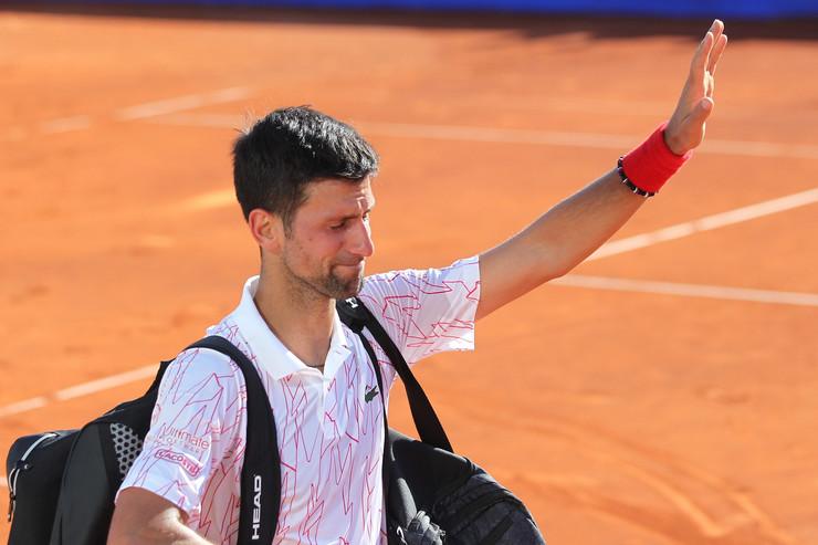 Novak Đoković posle Adria tour oproštaja porazom od Zvereva
