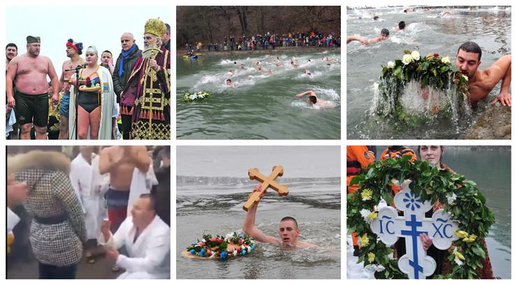plivanje za casni krst
