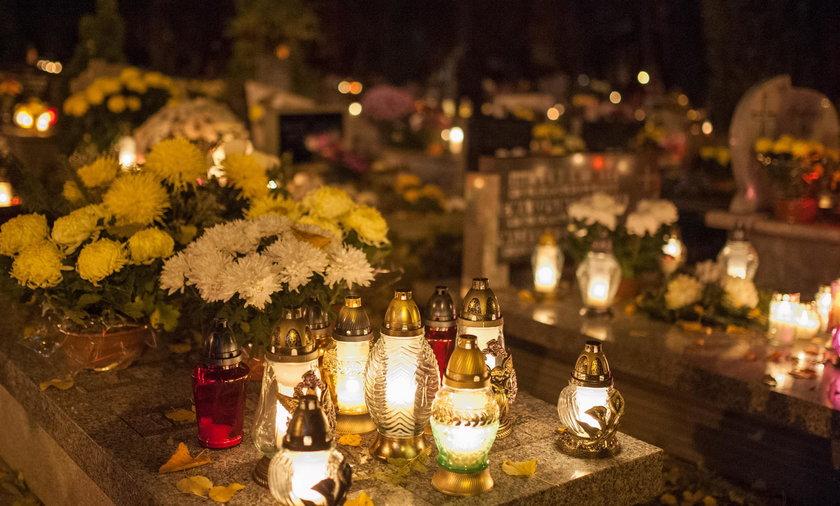 Święto Zmarłych to czas wspomnień i zadumy
