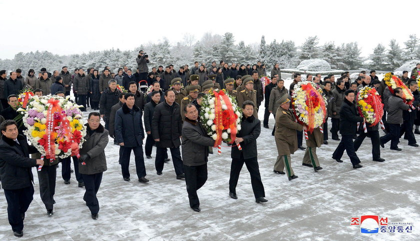Celebratory dance festival takes place for the 100 years birth anniversary of Kim Jong-suk and forme