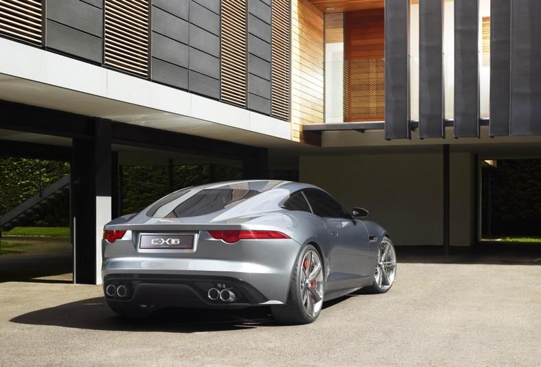 Koncepcyjny jaguar C-X16