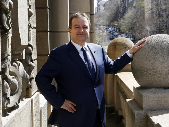 Ministar spoljnih poslova Ivica Dačić