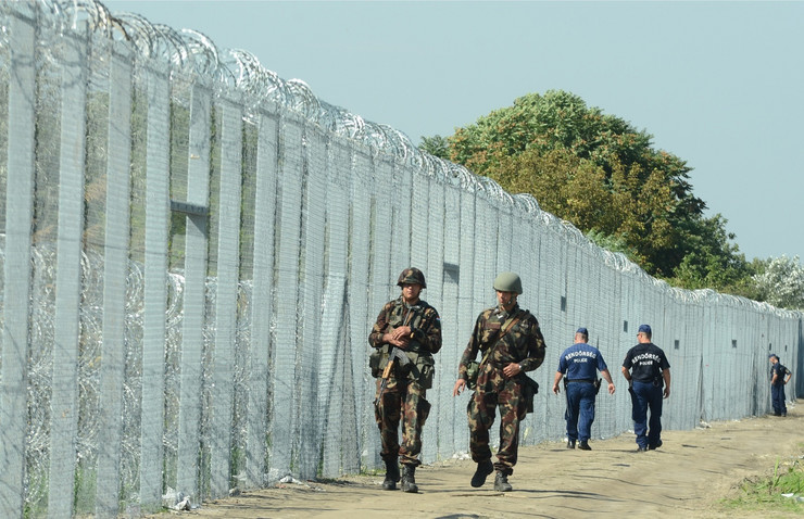 migranti madjarska ograda zica06 foto N Mihajlovic