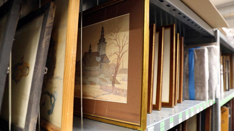 Magazyn Muzeum Tatrzańskiego