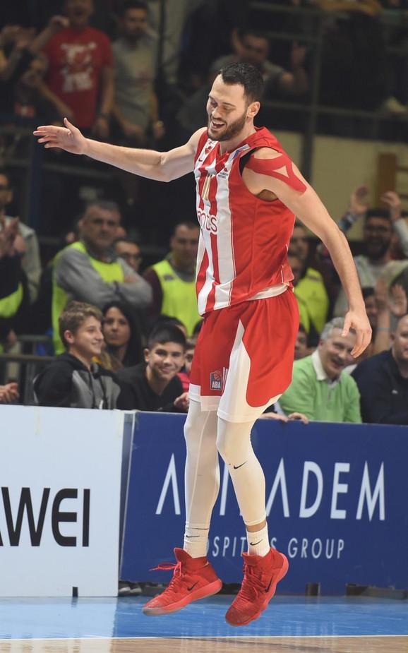 Stefan Janković je prošle sezone nosio dres Zvezde