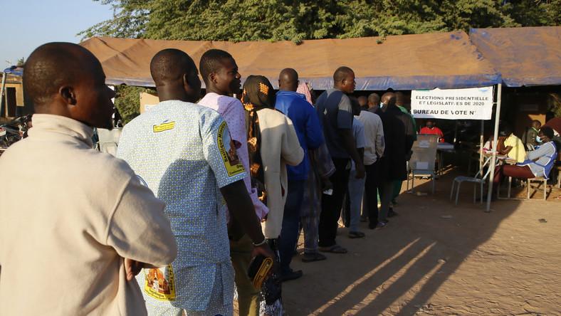 Wybory w Burkina Faso