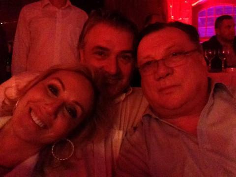 Brena i Bešlić na 50. rođendanu Bjelogrlića! FOTO