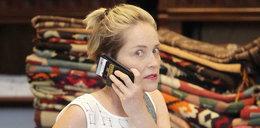 Sharon Stone ma powody do strachu