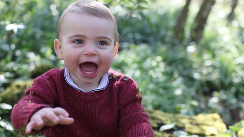 Najmłodszy synek książęcej pary skończył dziś rok...