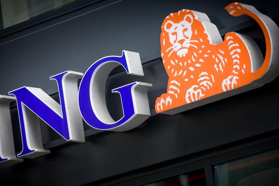 Cash loands offered through app by ING bank