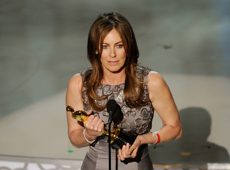 "Kathryn Bigelow z Oscarem za ""The Hurt Locker. W pułapce wojny"""