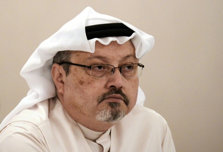 Journalist Jamal Khashoggi was killed and dismembered in October at Saudi Arabia's consulate in Istanbul by a team of 15 agents sent from Riyadh