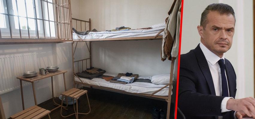 Tak Sławomir Nowak żył w areszcie. Kąpiel raz na kilka dni, woda przez 8 minut...
