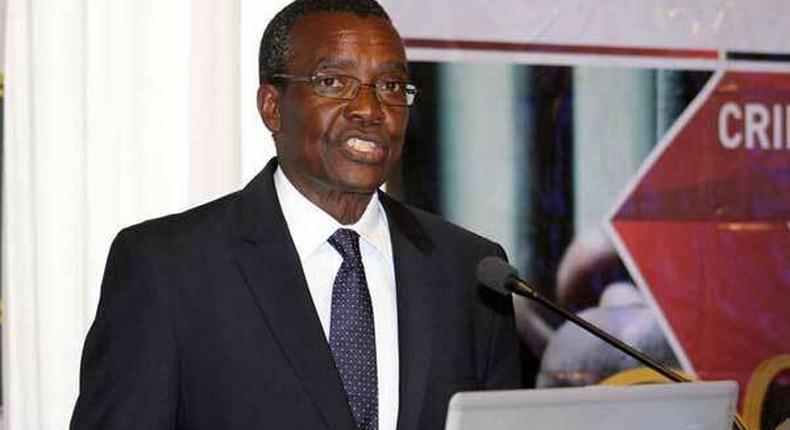Angry Maraga attacks DCI, DPP in Uhuru's presence