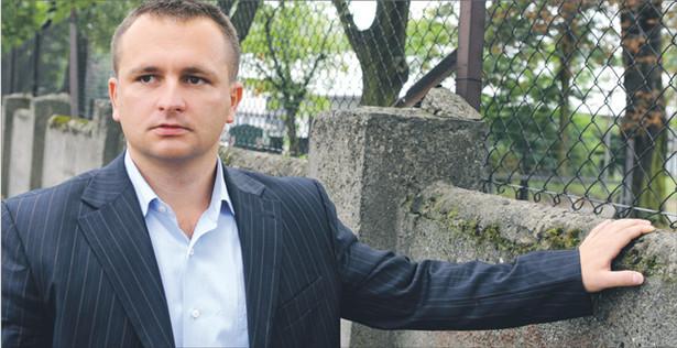 Zdaniem Jacka Skały, prokuratora i jednego z założycieli Komitetu Obrony Prokuratorów, to działania Ministerstwa Sprawiedliwości zmusiły sędziów i prokuratorów do protestów, bowiem resort wielokrotnie zmieniał decyzje w sprawie podwyżek wynagrodzeń Fot. Jacek Taran