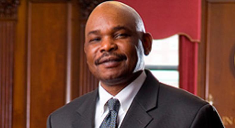 Prof. Makau Mutua