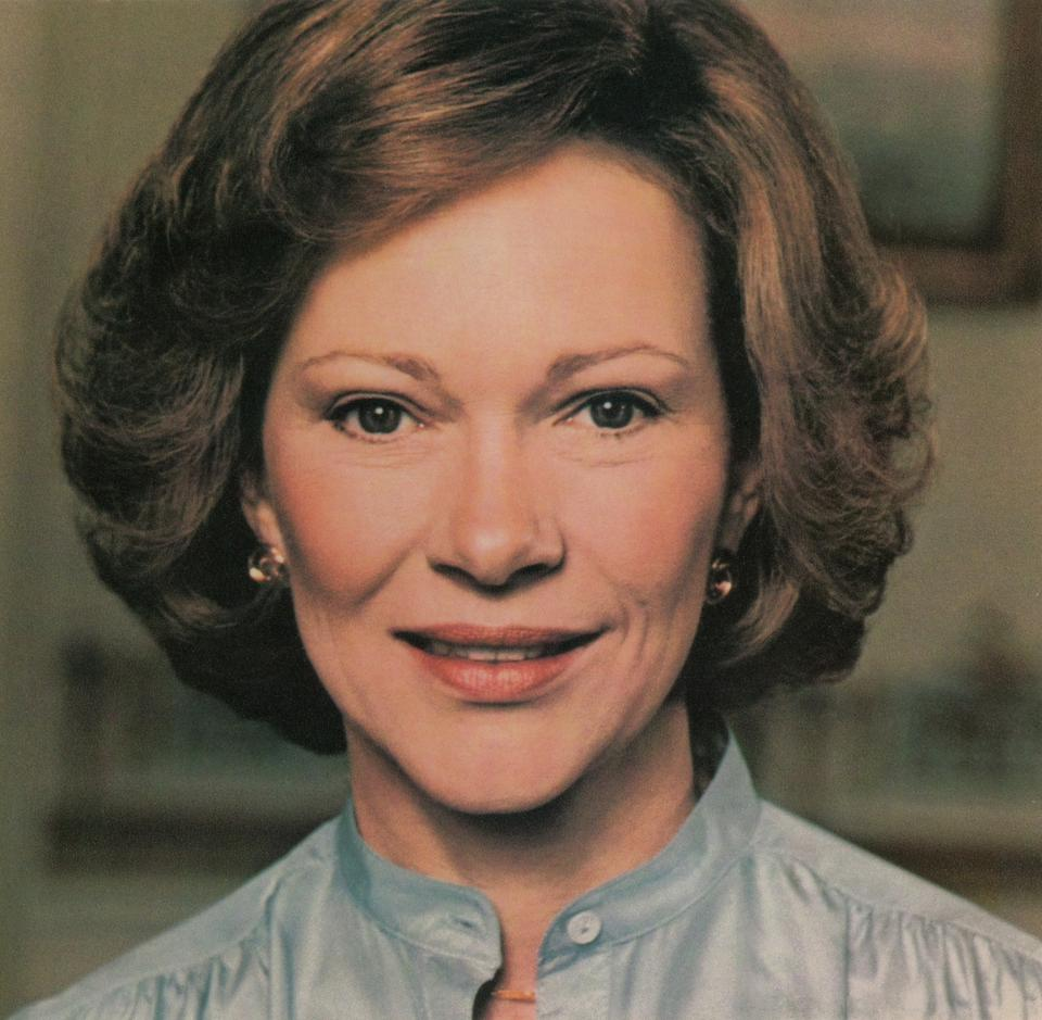Eleanor Rosalynn Carter (z domu Smith)
