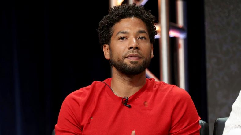 Jussie Smollett has been taken to police custody for allegedly lying about attack