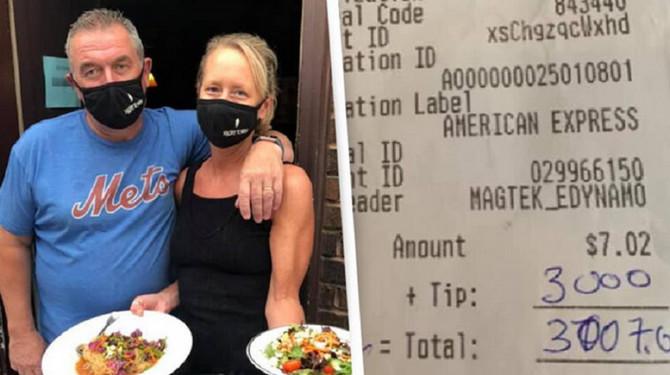 Zaposleni u restoranu oduševljeni gestom, vlasnik objavio sve detalje