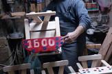 Stolar Mile napravio 1600 stolicu
