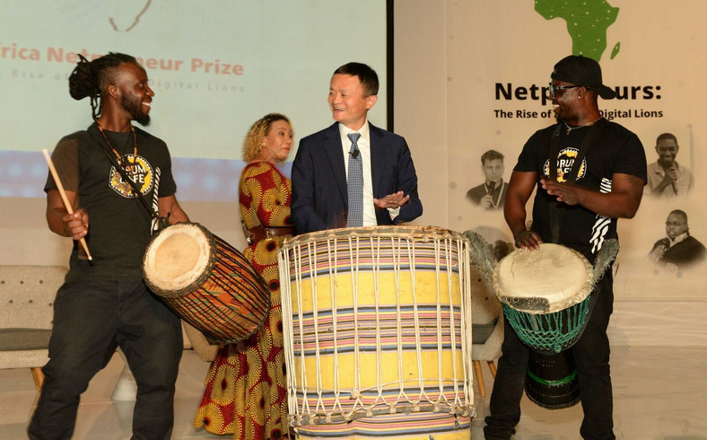 Jack Ma netpreneurs initiative
