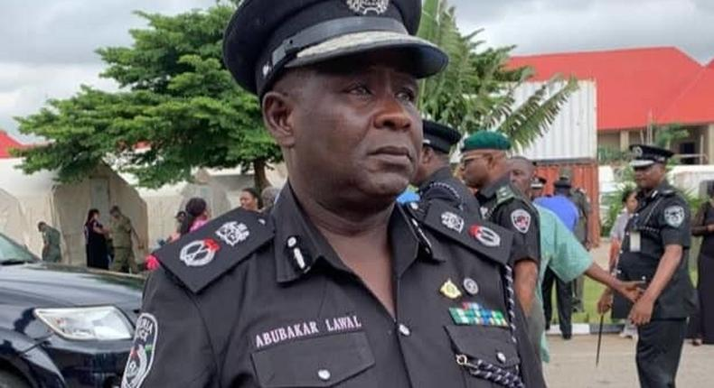 Commissioner of Police in Enugu State, Mr Abubakar Lawal (NAN)