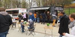Zlot food trucków w Katowicach