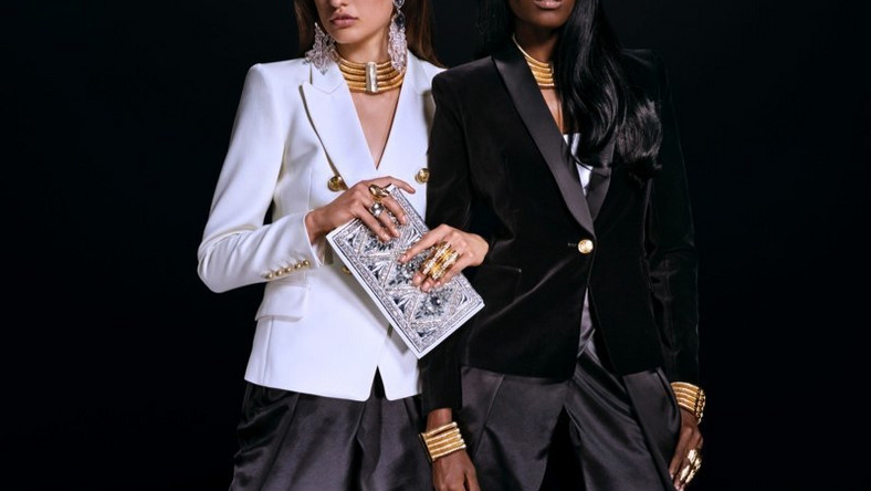 ffcc3d9e Lookbook Raved Balmain X H&M collaboration is finally here! View the ...