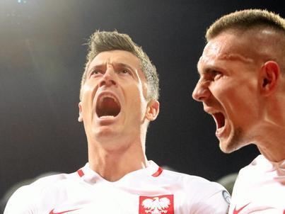 Reprezentacja Polski w piłce nożnej po raz pierwszy zajęła 5. miejsce w rankingu FIFA
