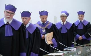 Wójcik: Sąd Najwyższy wkroczył w obszar prerogatyw prezydenta