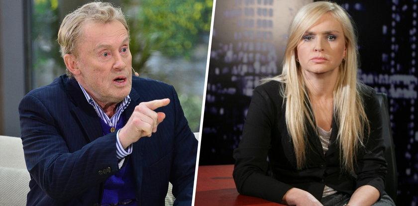 """Olbrychska atakuje Olejnik. """"Dziennikarz ma nie tylko przepytywać, ale też wyrazić swój sąd"""""""