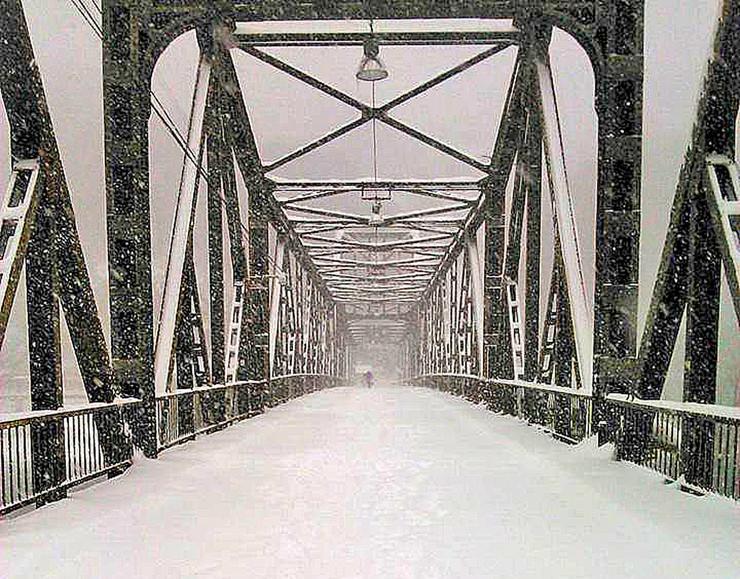 Loznica01 stari most otvoren ponovo za sve podrinjce stari most u malom zvorniku foto s.pajic