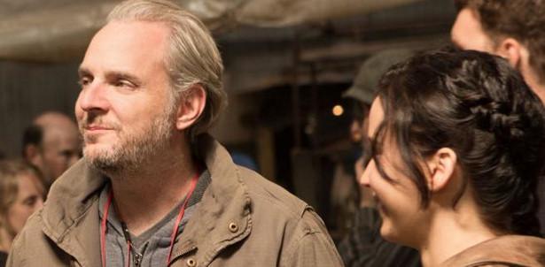 """Francis Lawrence na planie """"Igrzysk śmierci"""""""