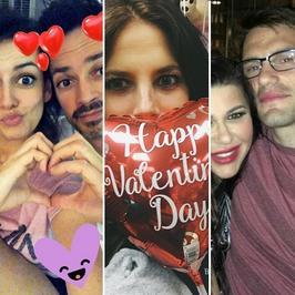 Walentynki 2018. Gwiazdy świętują dzień zakochanych