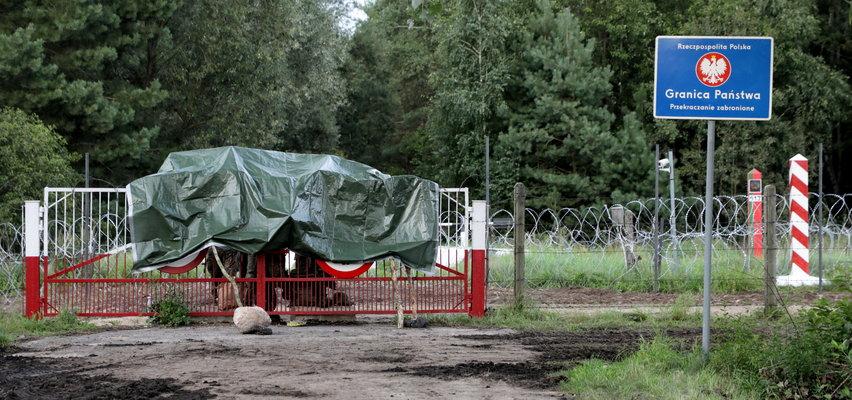 Prawnicy jadą na granicę z Białorusią. Mają pomóc koczującym Afgańczykom