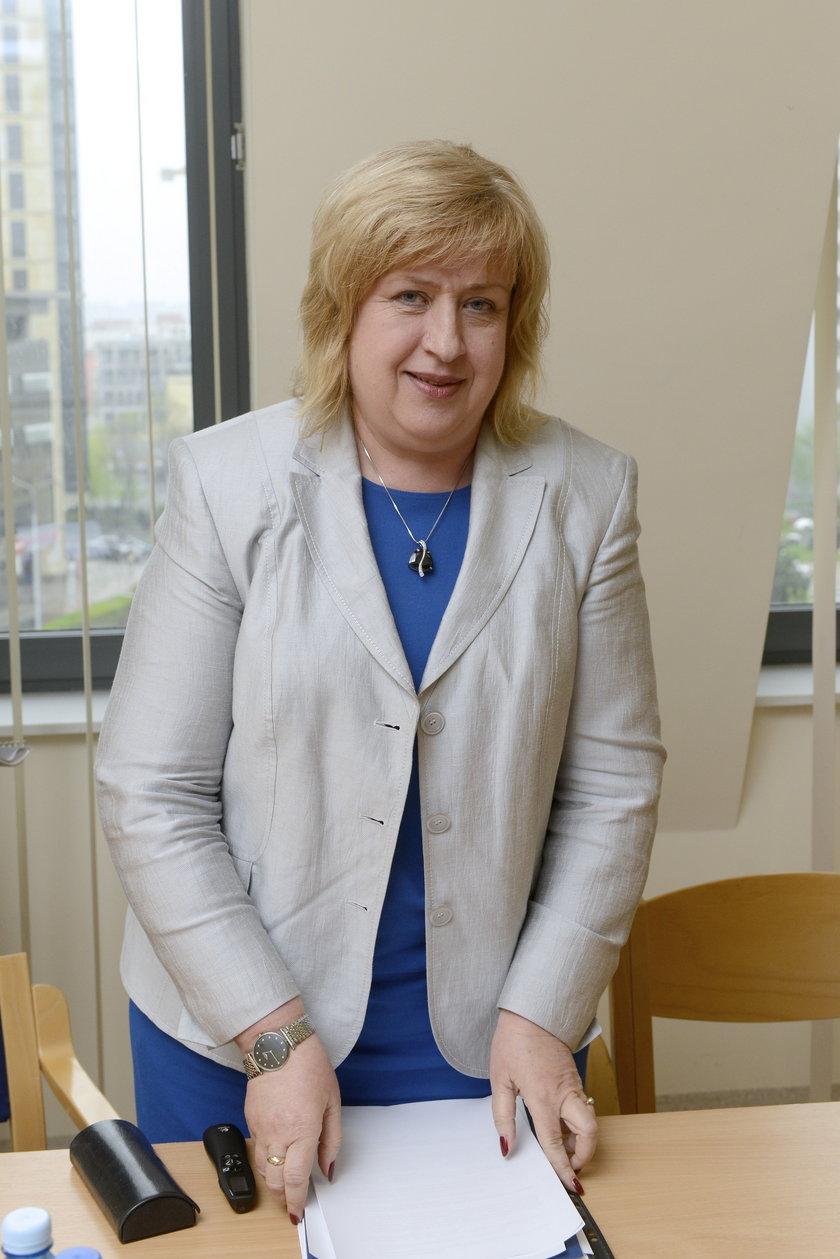 Iwona Bugajska (44 l.), dyrektor Wydziału Edukacji magistratu