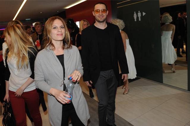Nikola Đuričko i supruga
