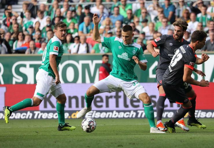FK Verder, FK Nirnberg