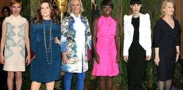 Najlepsze aktorki 2012 na jednej imprezie